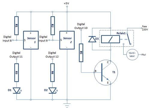 Dockhorn Software Arduino Projecten